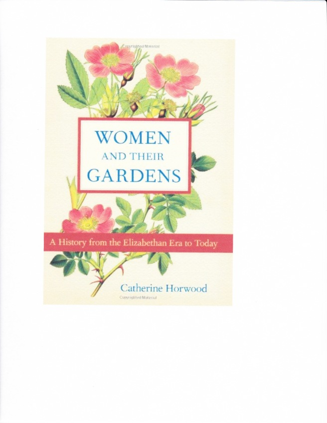 Front Cover Women And Their Gardens