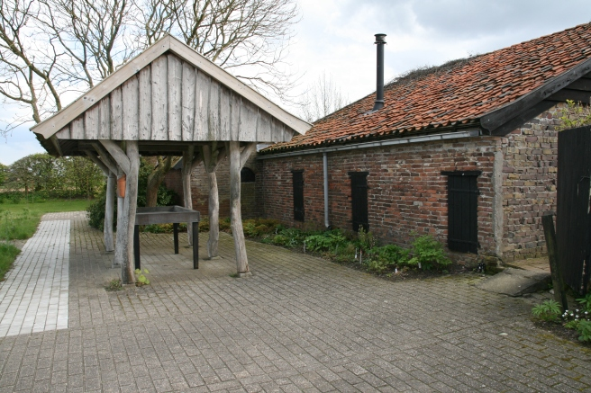 Charming outbuildings