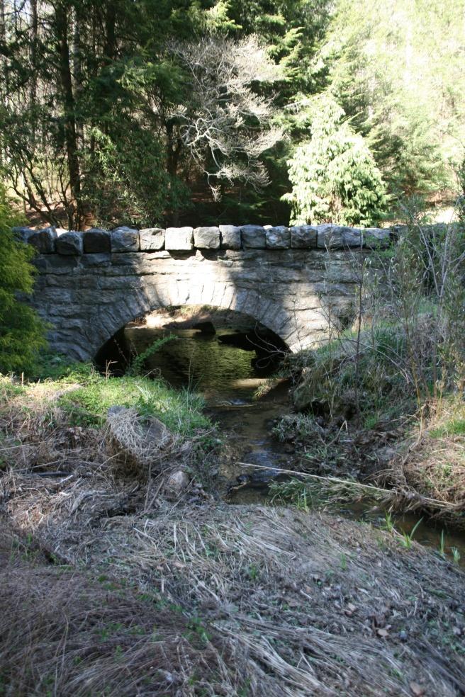 Biltmore Drive: Bridge