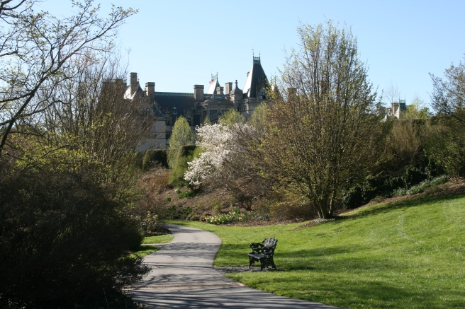 Biltmore View of House