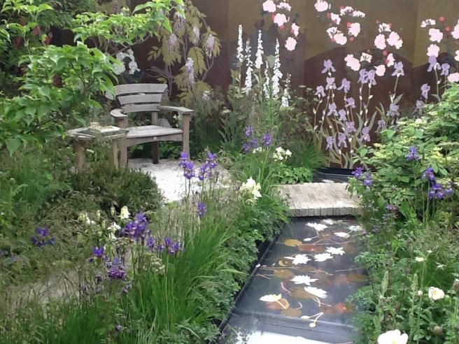 Massachusetts Garden