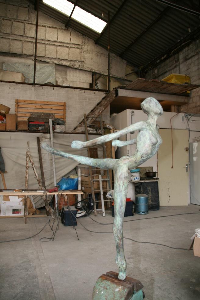 My Dancer in the Sudio