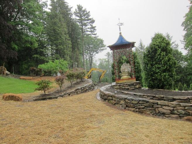 The Pavilion restored