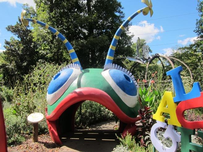 Children's Garden Atlanta Botanical Garden
