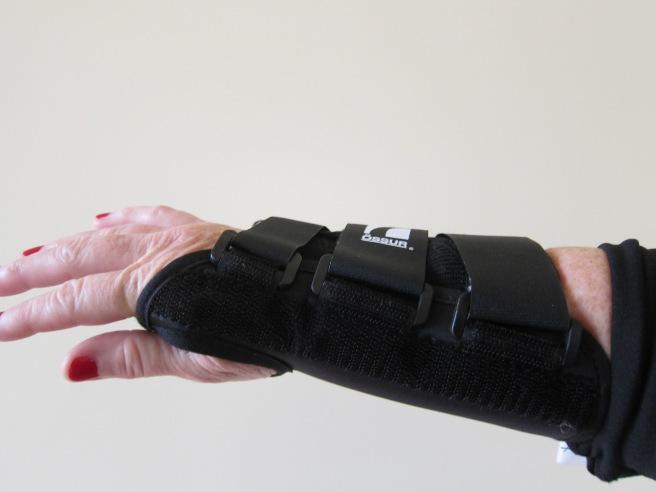 Wrist Cast