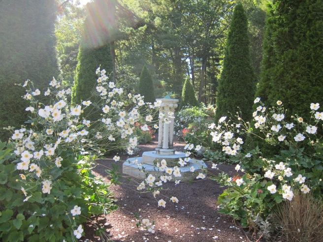 Wyman Garden, Princeton University