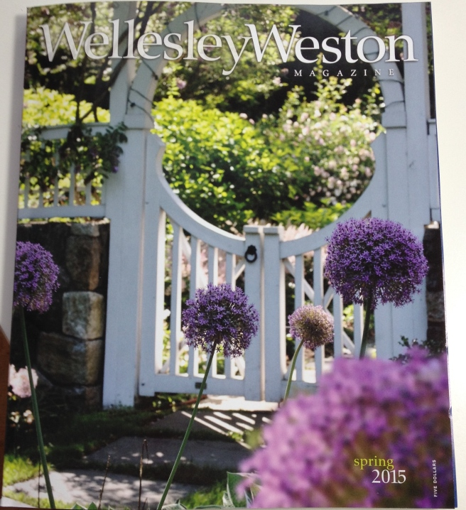 Wellesley/Weston Magazine